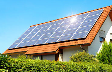Rooftop Solar Solutions by Stellar Solar Solutions in Punjab, India